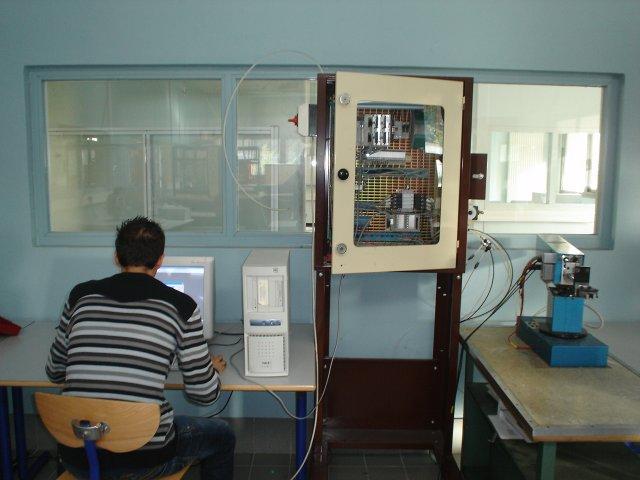 Bras manipulateur électropneumatique